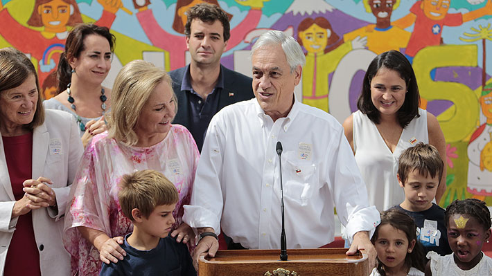 Piñera confirma convocatoria de este lunes para conformar la Comisión para la Infancia