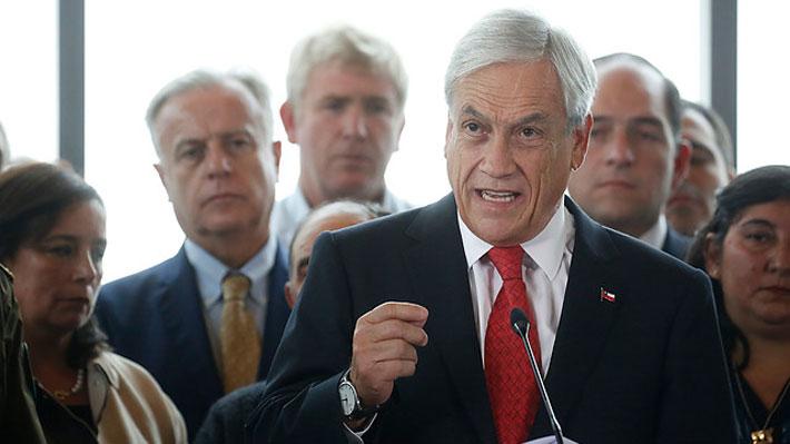 """""""Comisión por la Infancia"""": Los que confirmaron su presencia y los que se restaron del primer gran acuerdo de Piñera"""