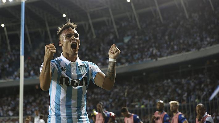 """Comandado por su """"joya"""" de 30 millones de dólares: El increíble presente goleador de Racing que amenaza a la U"""
