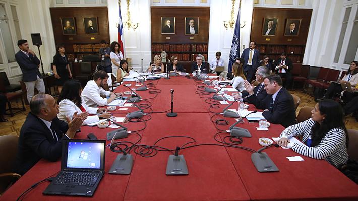 Identidad de género: Comisión mixta recibirá a ministro Larraín y acuerda despachar el proyecto a más tardar en mayo