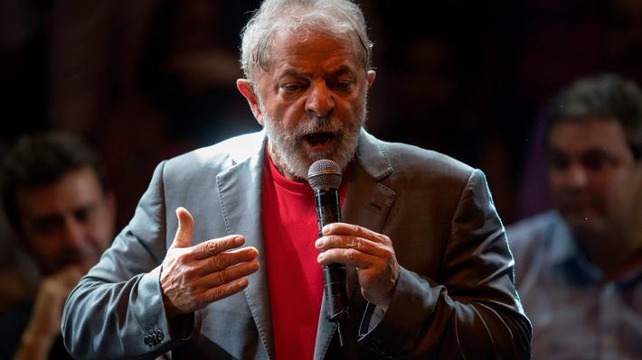 """Lula pide a tribunales que le devuelvan """"su inocencia"""" para continuar con su candidatura"""