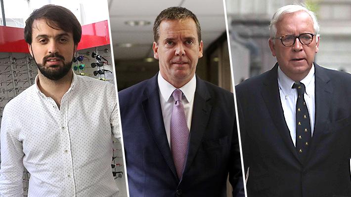Sharp, Burgos y Harboe entre los convocados por Piñera para grupo de trabajo por la seguridad