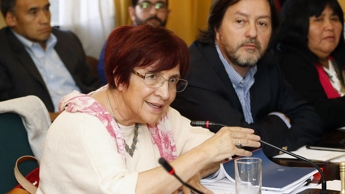 Comisión de DD.HH. de la Cámara aprueba aporte económico a víctimas impulsado por Bachelet