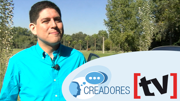 #Creadores: Pablo Zúñiga y su lavado de autos en seco que cuida el medio ambiente