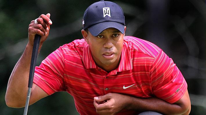Los espectaculares elogios y consejos que Tiger Woods le dedicó a Niemann tras su actuación en el Masters de Augusta