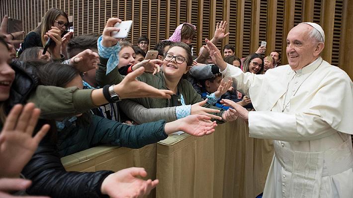 Papa Francisco lanza manual para ser un buen católico en el siglo XXI