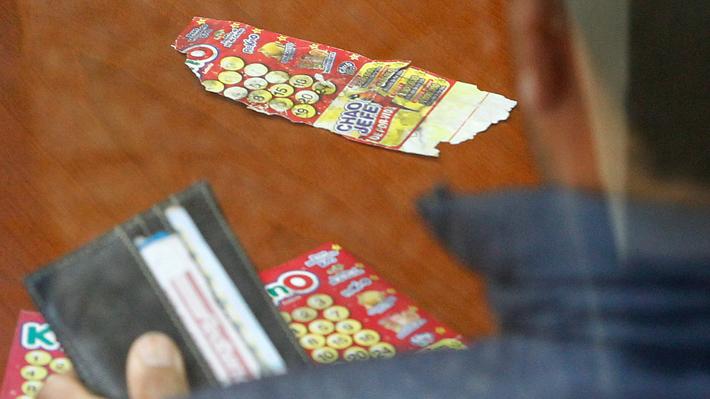 La odisea del jugador de Kino que dice ser el dueño del cartón de los $2.400 millones