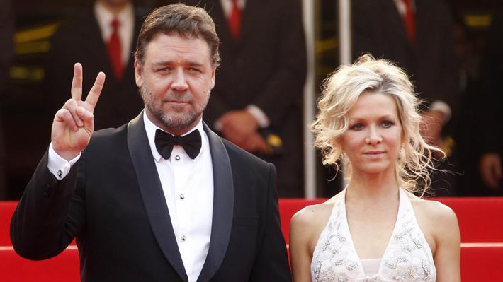 Los artículos que Russell Crowe decidió subastar para pagar su divorcio
