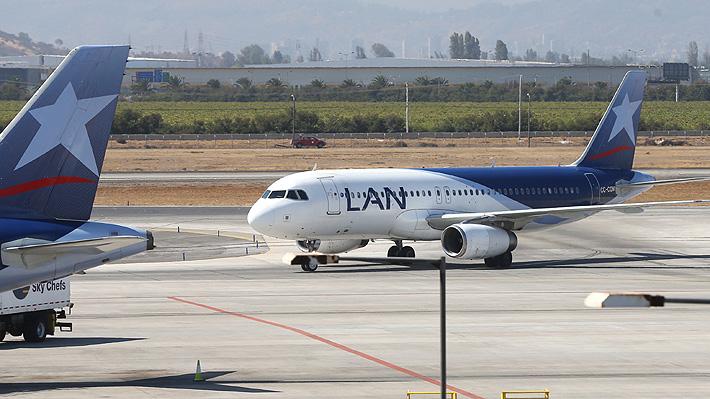 Latam extiende fechas de vuelos que deberán ser reprogramados por huelga de tripulantes