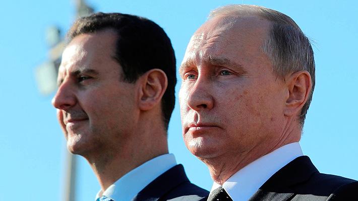 Alianza Rusia-Siria: Cómo es la presencia militar de Moscú en el país árabe