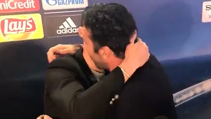 El noble gesto de Cristiano con Buffon: Lo interrumpió en entrevista y le pidió perdón tras la polémica en la Champions