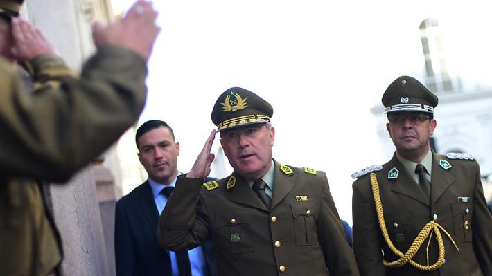 """General Hermes Soto por filtración de hoja de vida: """"Los responsables tendrán que responder"""""""