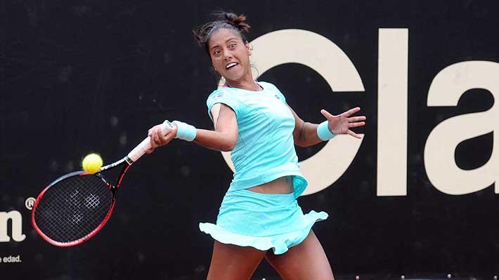Daniela Seguel logra el mejor triunfo de una chilena en la historia de la WTA al avanzar a los 4.os de Bogotá