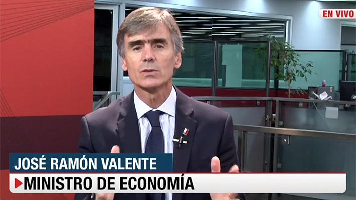 """Valente y posible ingreso chino a SQM: """"No hay discriminación mientras las empresas cumplan con las leyes chilenas"""""""