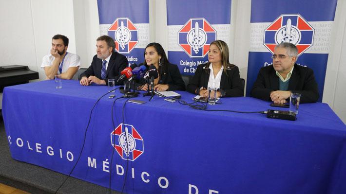 """Colegio Médico: Es """"preocupante"""" total objeción de conciencia en el sistema público de Osorno por causal de violación"""
