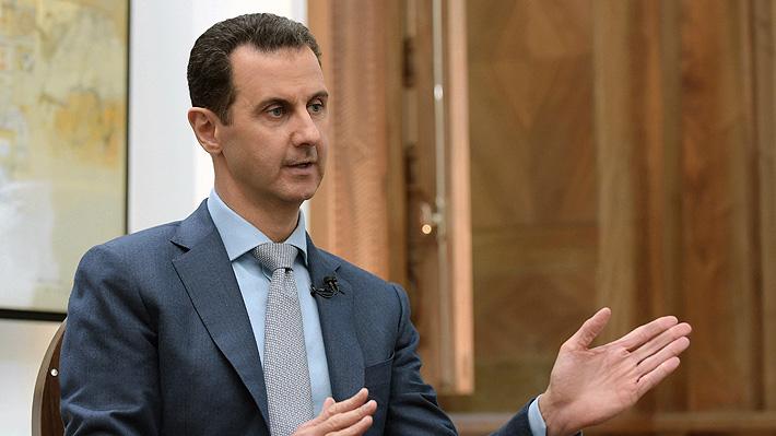 EE.UU. afirma tener pruebas de que Bashar al-Assad empleó armas químicas en Duma