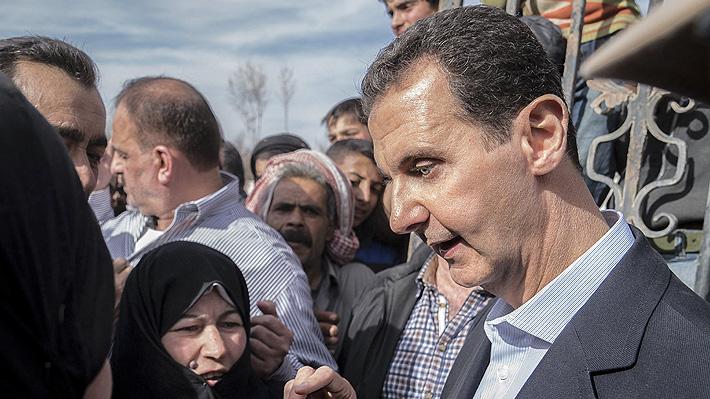 """Bashar Al-Assad tras ataque a Siria: """"Refuerza la determinación de seguir luchando y aplastando al terrorismo"""""""