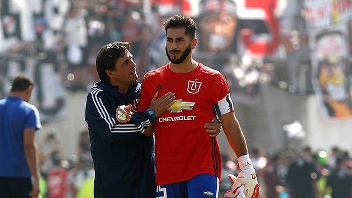 """Johnny Herrera se lanzó con todo contra el árbitro del Superclásico: """"Le faltaron huevos, condicionó el partido"""""""