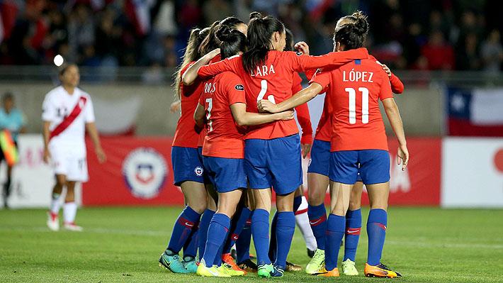 Revise los resultados que dejó la primera fecha del cuadrangular en la Copa América Femenina