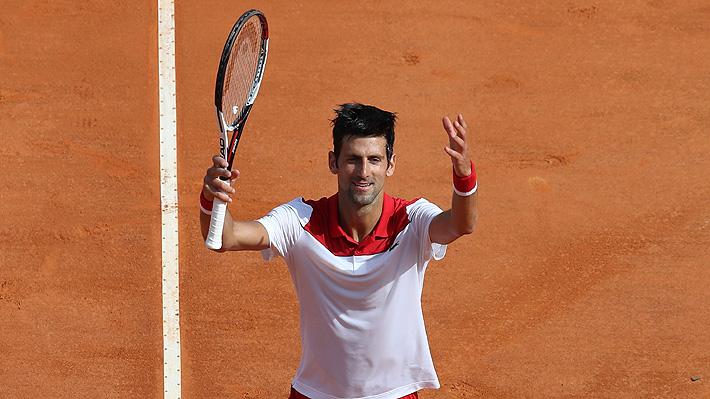 Novak Djokovic gana su primer partido en tres meses al tener un arrollador debut en el Masters 1000 de Montecarlo