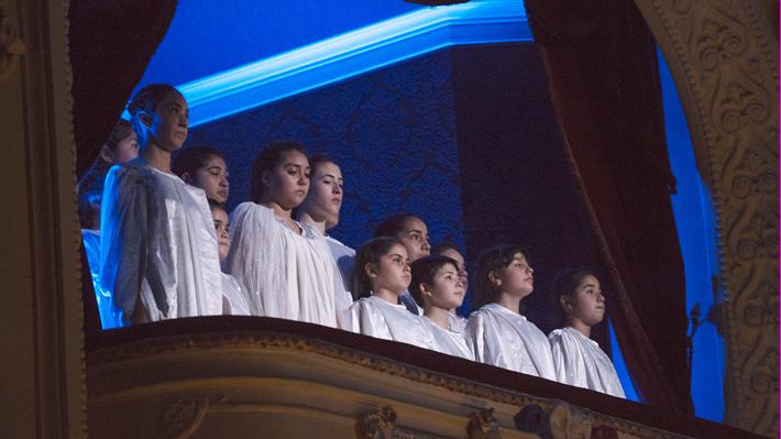 Pequeños grandes talentos: Por primera vez en la historia del Teatro Municipal habrá un coro estable de niños