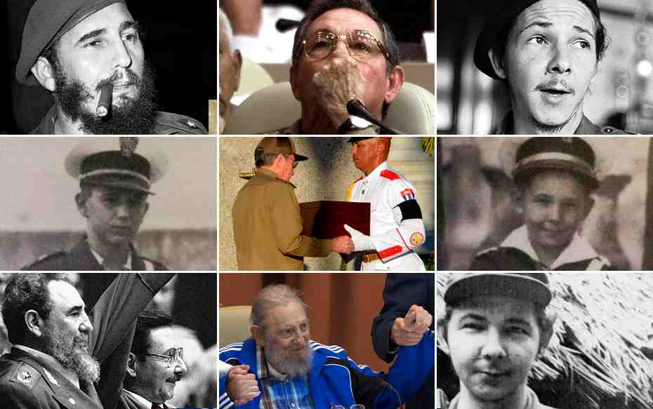 Galería: La historia de los hermanos Castro como gobernantes de Cuba