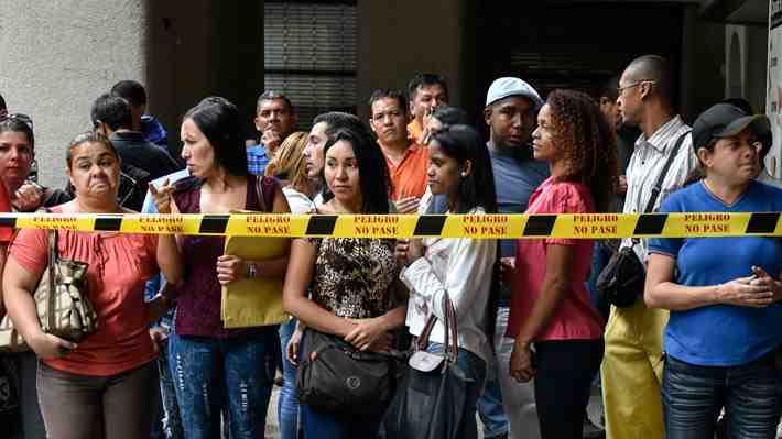 ¿Qué opinas de la masiva solicitud de visas de venezolanos en consulados chilenos?