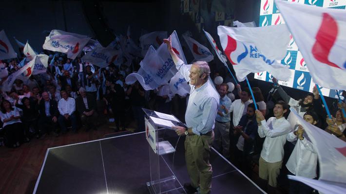 """Acción Republicana:  J.A. Kast presenta su movimiento para """"dar la cara y despertar a la gran mayoría silenciosa"""""""