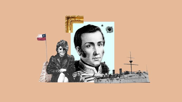 """Un balazo a Carrera y una """"casi guerra"""" contra EE.UU.: Historiadores desempolvan hechos poco conocidos de Chile"""