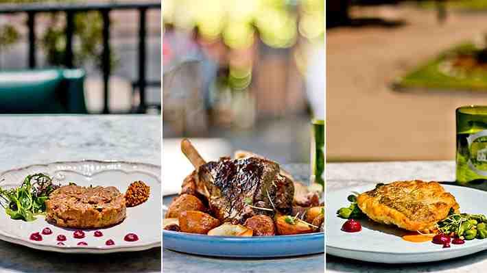 Cocina: Tres sugerencias de platos y cepas refrescantes para las tardes de otoño