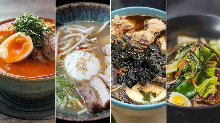 """Para disfrutar: Cuatro lugares donde probar el ramen, la """"cazuela"""" japonesa"""