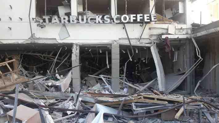 Starbucks lamenta deceso de una de sus trabajadoras por explosión en Sanatorio Alemán