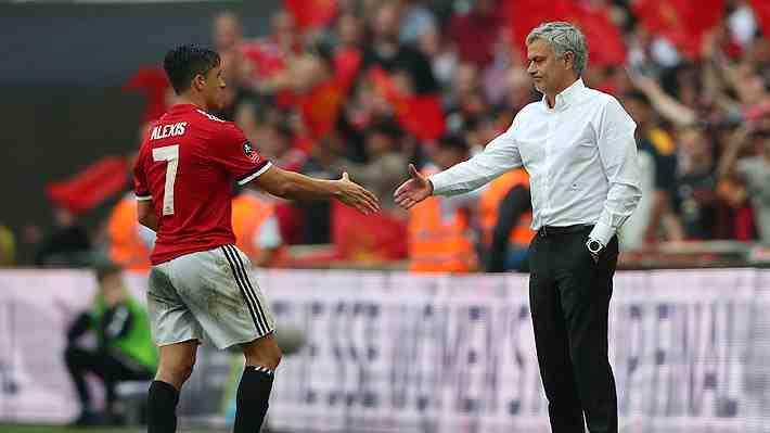 """Alexis Sánchez habló tras su gran actuación ante el Tottenham: """"Wembley me trae suerte"""""""