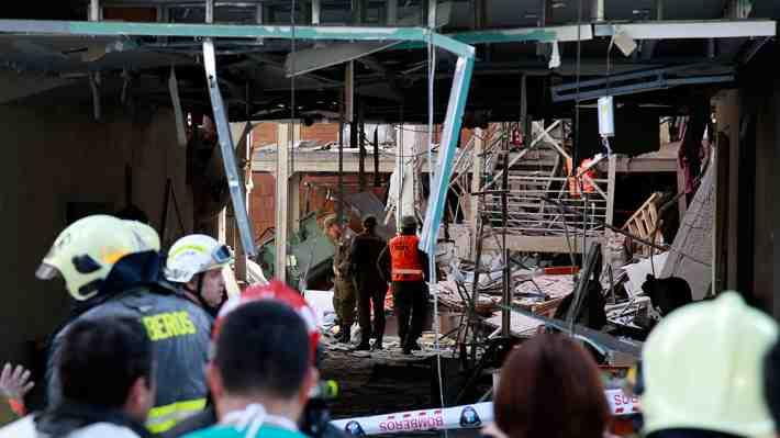 Dos trabajadores y una supervisora de Starbucks: Las víctimas que dejó la explosión en el Sanatorio Alemán