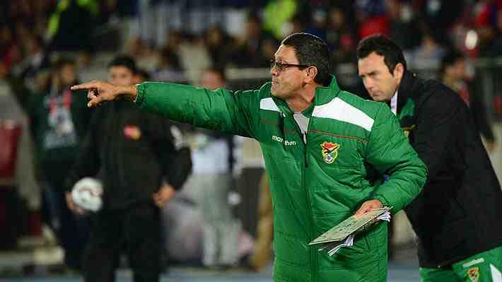 Después de ser sorprendido golpeando a uno de sus trabajadores, Mauricio Soria no seguirá como DT de Bolivia