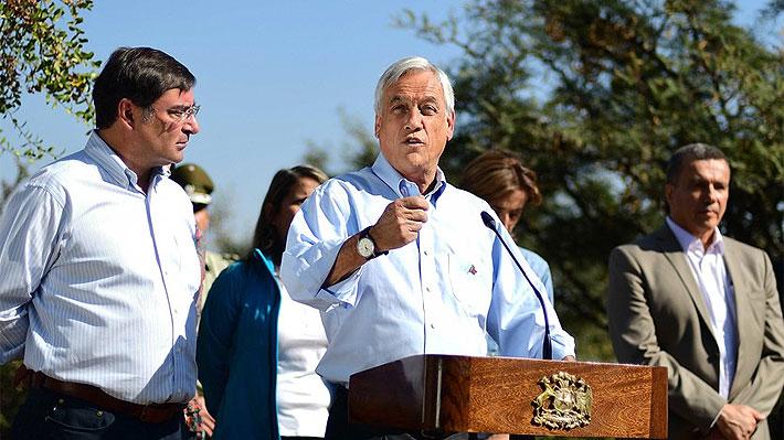 """Presidente Piñera desestima críticas por designación de su hermano: """"No ha habido ningún acto de nepotismo"""""""