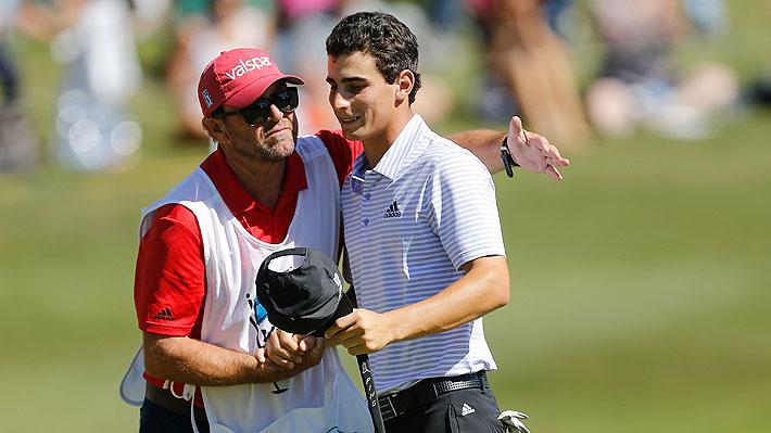 Niemann completa una jornada espectacular y se convierte en el mejor chileno en la historia del PGA Tour
