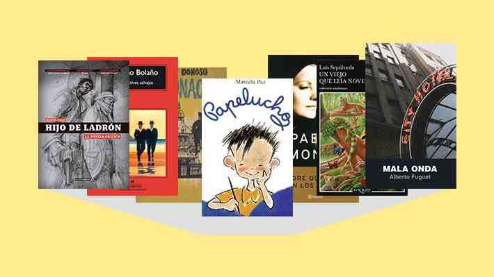 Día del Libro: ¿Cuál crees que es la mejor novela chilena de todos los tiempos?