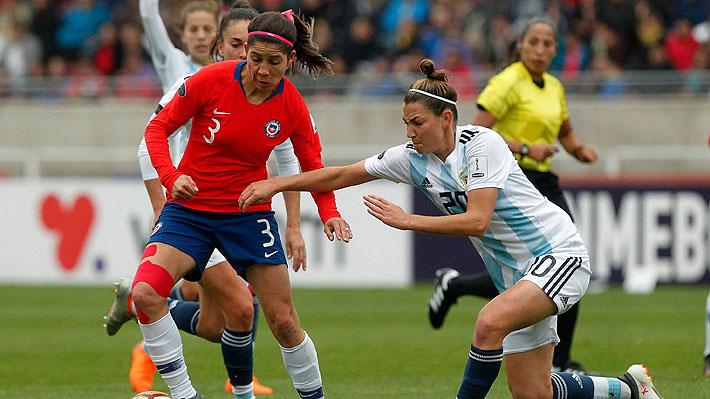 """Carla Guerrero, la """"Jefa"""" y figura de la """"Roja"""" femenina que había pensado en dejar el fútbol"""
