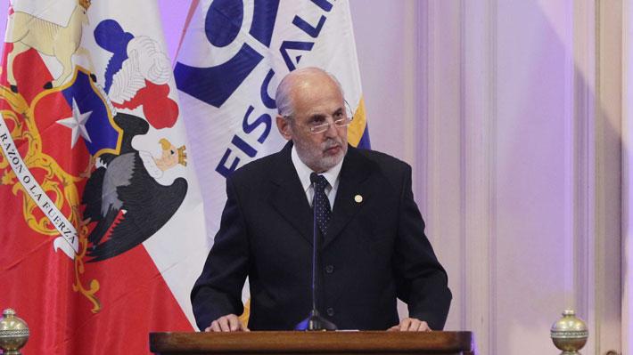 Fiscal Nacional reconoce que delitos de carácter terrorista en La Araucanía dificultan labor investigativa