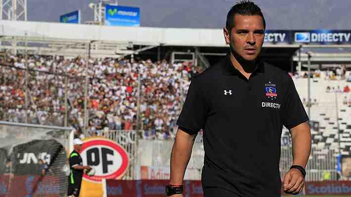 ¿Qué te parece Héctor Tapia como nuevo DT de Colo Colo?