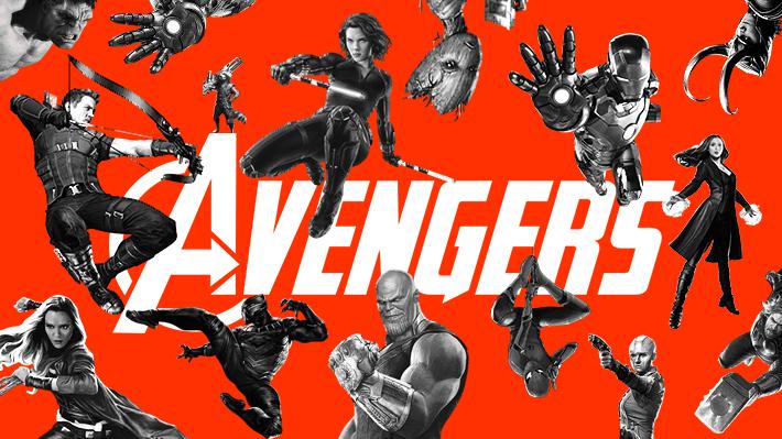 """¿No alcanzaste a hacer la supermaratón? Así llegan los principales personajes a la última entrega de """"Avengers"""""""