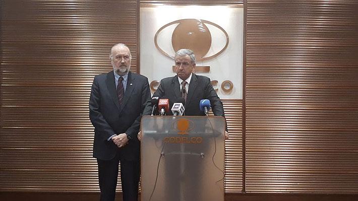 Gobierno garantiza a Codelco que continuará con plan de capitalización
