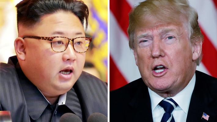 """Trump y reunión de Coreas: EE.UU. """"debería estar muy orgulloso de lo que está pasando"""""""