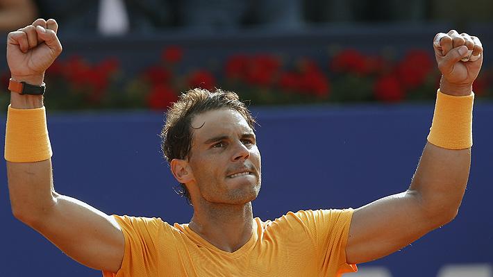 Nadal derrota con algunas complicaciones a Klizan y avanza a la semifinal del ATP 500 de Barcelona