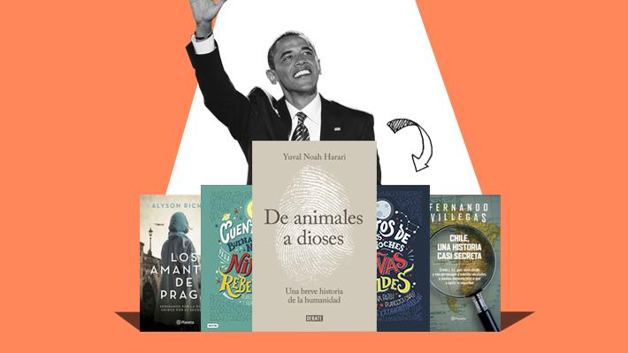 """Ranking de libros: """"De animales a dioses"""", el ejemplar celebrado por Obama y Zuckerberg, también es favorito en Chile"""