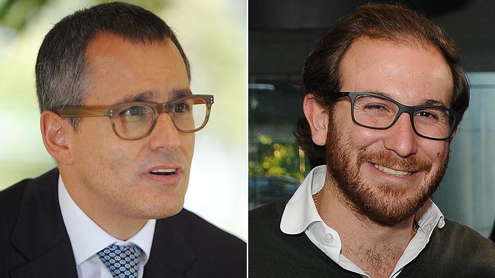 Javier Urrutia y Max Luksic: Los ejecutivos que han manejado la intensa última semana de Canal 13