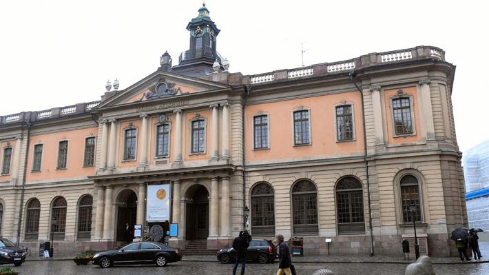 Tras escándalo de abuso sexual, la Academia Sueca no entregará el Nobel de Literatura este año