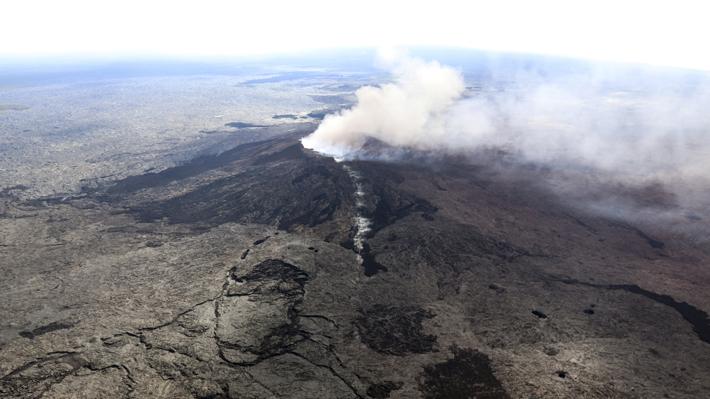 Sismo de 6,9 grados sacude Hawaii en medio de erupción del volcán Kilauea