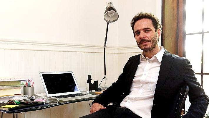 """Hernán Larraín Matte tras ser ratificado como presidente de Evópoli: """"Es un nuevo paso en el desarrollo de este partido"""""""